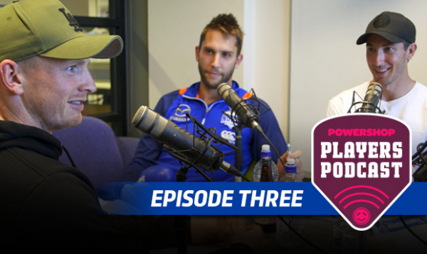 Powershop Players Podcast: Episode Three
