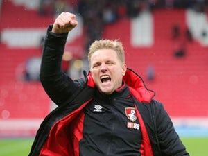 "Eddie Howe hails ""huge"" Bournemouth victory"