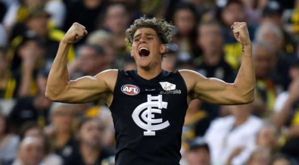 Boomer declares two Blues as the league's best young talent