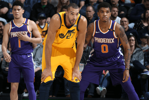 Marquese Chriss Cheap Shot Ignites Scuffle Between Suns and Jazz