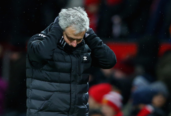 Jose Mourinho slams Manchester United players lack of desire and personality following Brighton win