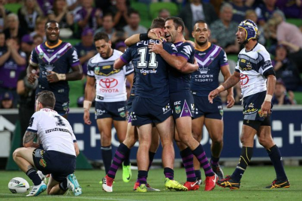 Same teams, same result - Storm down Cowboys in grand final rematch