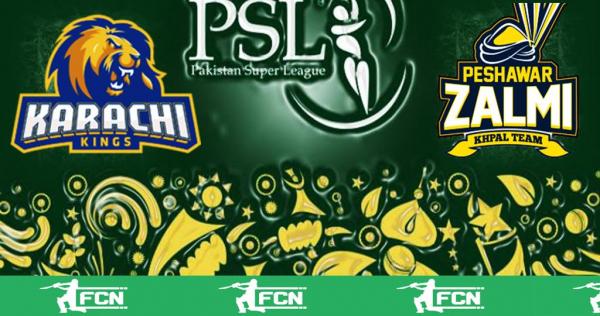 PSL Eliminator 2 – Karachi Kings V Peshawar Zalmi – Fantasy Preview