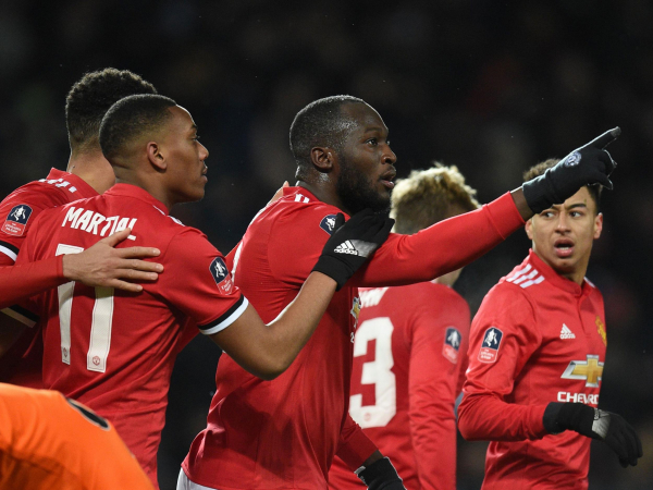 Jose Mourinhos two high level performers see Manchester United past Brighton and into FA Cup semi finals