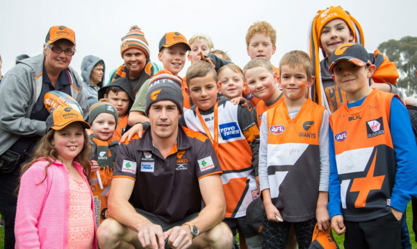GIANTS 2018 Canberra Members and Fans Day