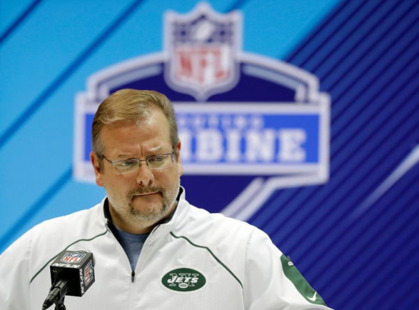 Jets Acquire No. 3 Overall Draft Pick From the Colts