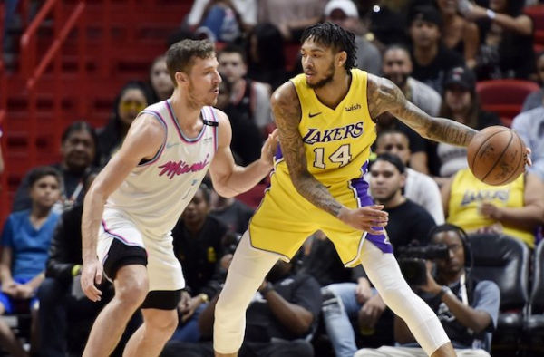 Lakers Injury Update: Brandon Ingram Cleared For Non-Contact Basketball Activities, Upgraded To Day-To-Day