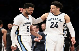 Grizzlies LIVE to Go: Grizzlies 4th Quarter turnovers leads to Nets victory