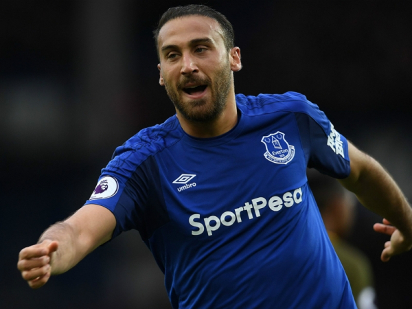 I'm glad I snubbed Palace to join 'legend' Rooney at Everton – Cenk Tosun