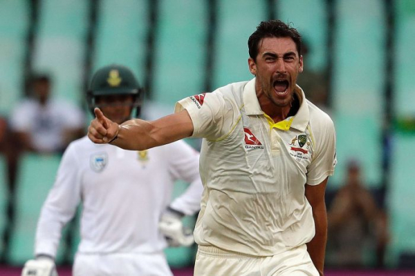 Starc expected to play third Test despite injury concern