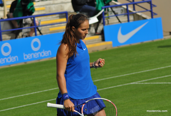 WTA Indian Wells, Semi-Final Match Review: Kasatkina d. V.Williams, 4-6 6-4 7-5