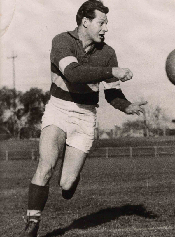 Hall of Fame: Don Ross