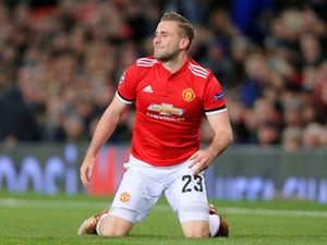 Luke Shaw, Jose Mourinho 'in training ground bust-up'