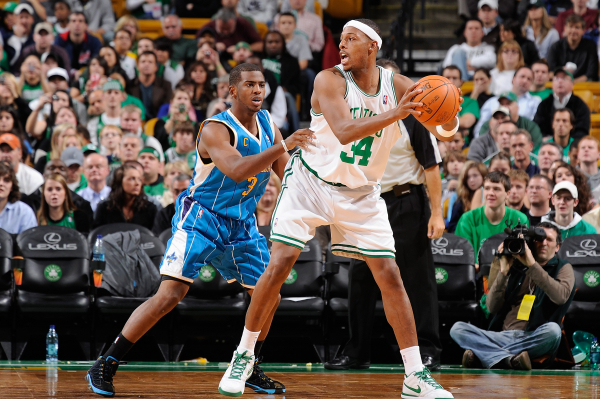 Celtics nearly traded Paul Pierce for Chris Paul on his draft night