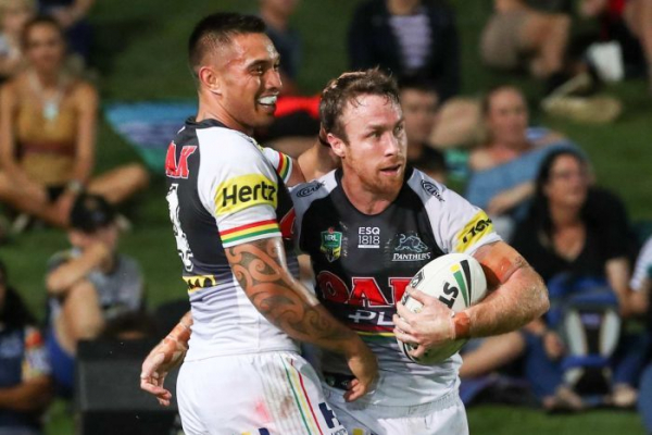 Panthers too powerful for struggling Cowboys
