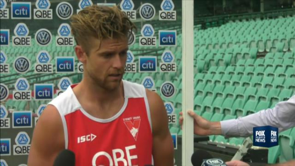 Sydney Swans players have had big pre-season in preparation for tough opening to 2018 season