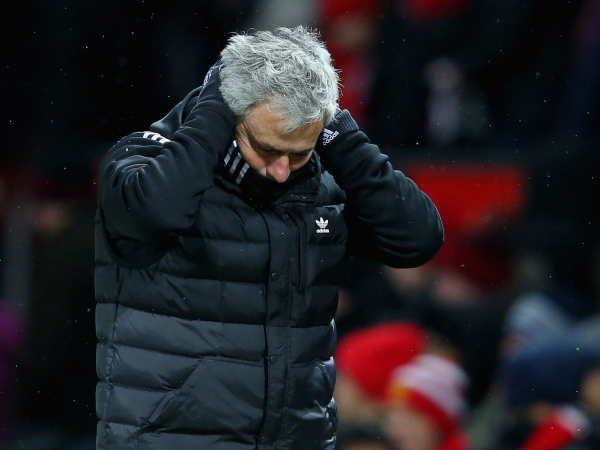 Jose Mourinho hits out at Manchester United players for lack of personality, class and desire after Brighton win