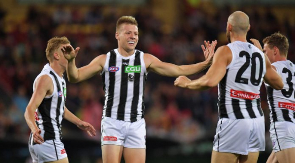 REPORTS: St Kilda targeting young Collingwood midfielder