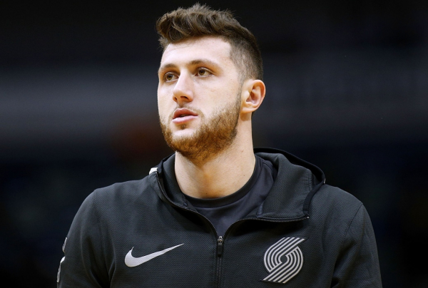 Jusuf Nurkic Wants To Re-Sign With The Portland Trail Blazers