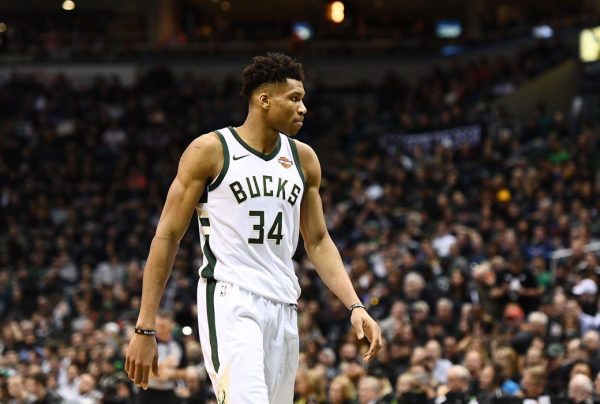 This Restaurant In Milwaukee Couldn't Seat Giannis After His Game-Winner