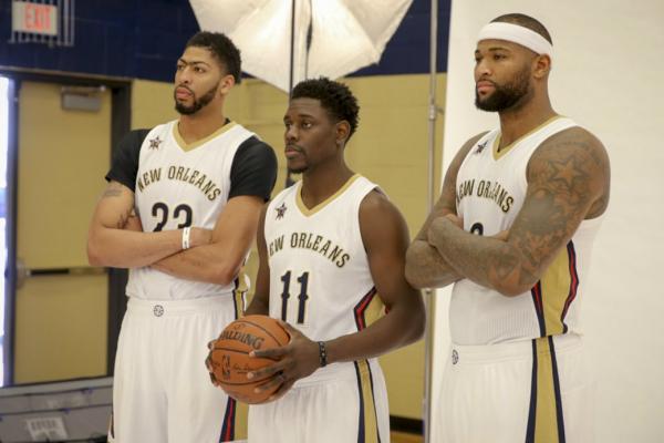 Rajon Rondo Says Pelicans Had Best Big 3 In NBA Before Cousins' Injury