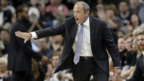 Ettore Messina to coach Spurs in Game 3 following death of Gregg Popovich's wife
