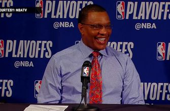 Alvin Gentry Press Conference – Game 3 | Trail Blazers at Pelicans
