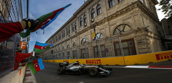 Azerbaijan GP: Can Mercedes F1 power secure their first victory of the season?