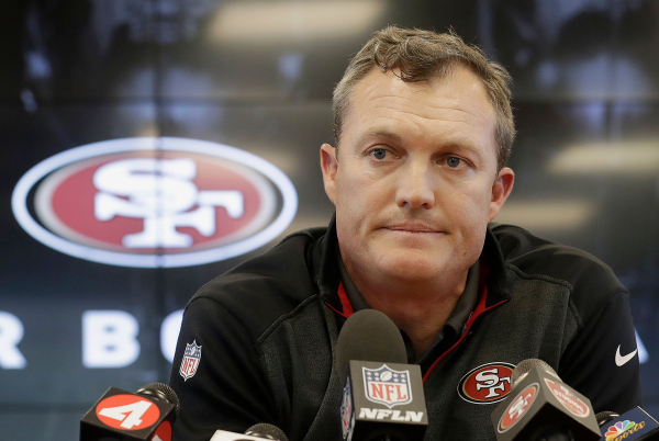 Fosters troubles leave hole for 49ers heading into draft