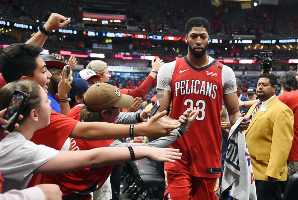 Anthony Davis And Jrue Holiday Combine For 88 Points As Pelicans Sweep Blazers