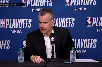 Billy Donovan Press Conference - Game 3 | Thunder at Jazz
