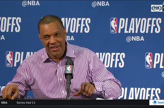 Alvin Gentry Press Conference – Game 4 | Trail Blazers at Pelicans