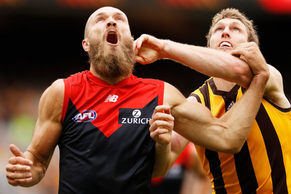 Don't go with the flow, Demons: Gawn