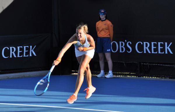 WTA Stuttgart, 2nd Round Previews: Svitolina vs. Vondrousova, Kerber vs. Kontaveit
