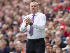 "Sean Dyche pleased with Burnley point in ""strange"" game at Stoke City"