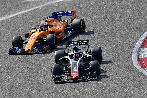 "McLaren, Renault have been ""lucky"" so far - Haas"