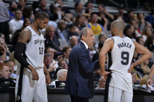 Spurs Announce Ettore Messina Will Also Coach Game 4 In Place Of Popovich