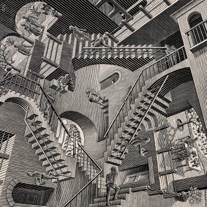 Escher and Nendo paired together for upcoming show at NGV Melbourne