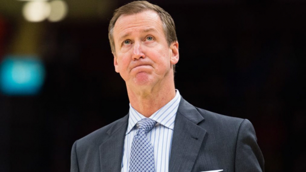 Rumor: Portland coach Terry Stotts could lose job after being swept out of playoffs