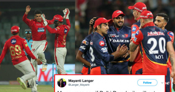 Twitteratis Are Trolling Delhi Daredevils For Loosing Their 5th Match Tonight