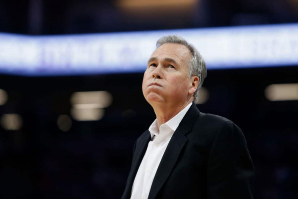 Mike D'Antoni: Rockets Haven't Played Well 'in Months'