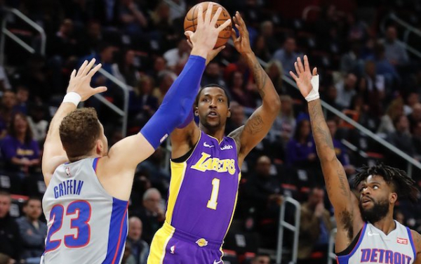 Kentavious Caldwell-Pope Outperformed Expectations But Can Lakers Afford To Re-Sign Him?