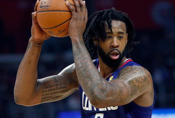 DeAndre Jordan: 'Zero Discussions' With Clippers About Extension