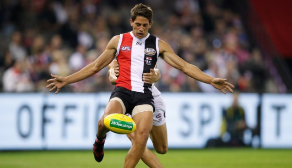 Rising Saint as tough as I've seen: Stevens