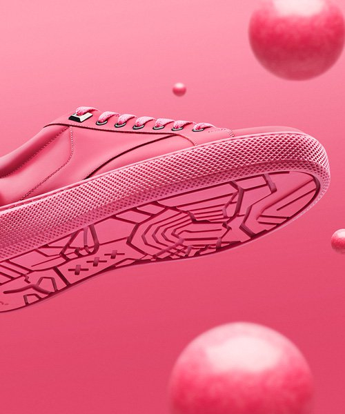 amsterdam launches gumshoe, the world's first sneaker made from recycled gum