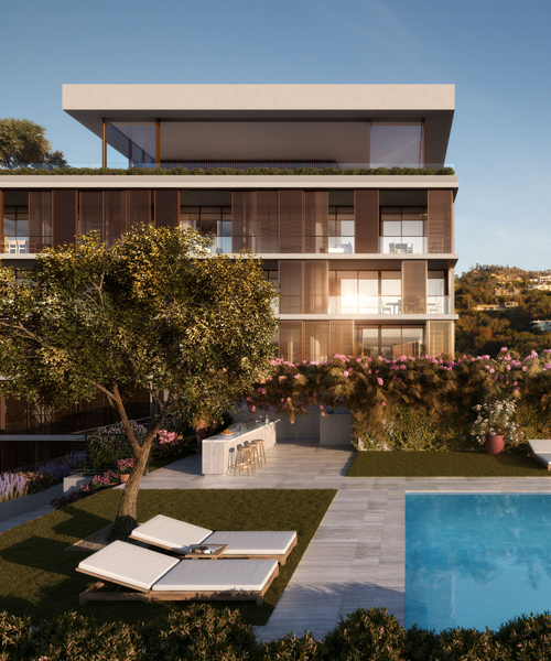 ian schrager + john pawson unveil imagery of west hollywood's hottest luxury residences