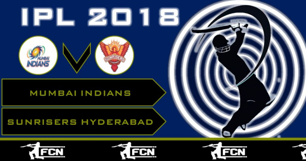 IPL Match 23 – Mumbai Indians V Sunrisers Hyderabad – Fantasy Preview