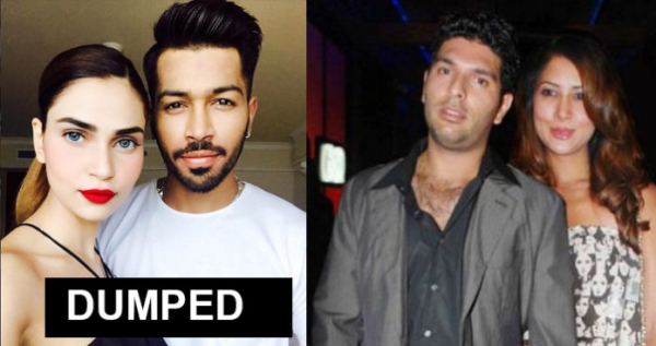 These 6 Indian Cricketers Went Through Tough Break-Ups
