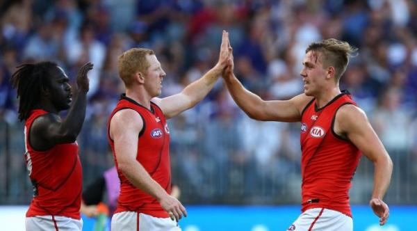 Bombers lose Begley to knee injury