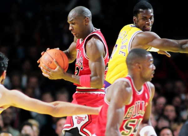 This Day In Lakers History: Michael Jordan, Bulls Get 72nd Win To Break Single-Season Record